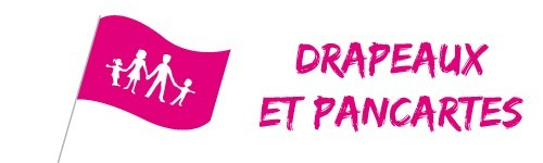 Drapeaux et Pancartes