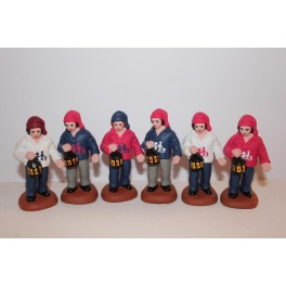Christmas traditional figurine LMPT
