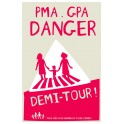 PMA GPA DANGER DEMI TOUR